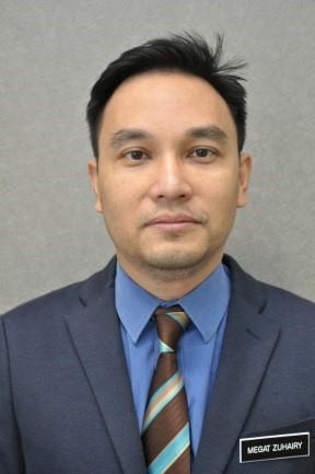 Dr. Megat Zuhairy Megat Tajuddin